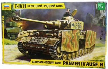 сборная модель танк T-IV арт.3620