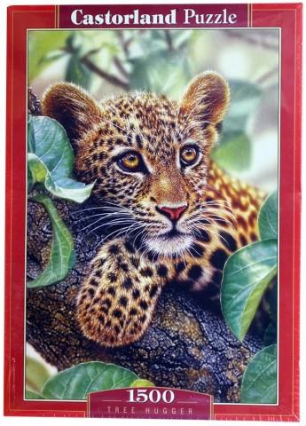 C-151493 Ягуар на дереве