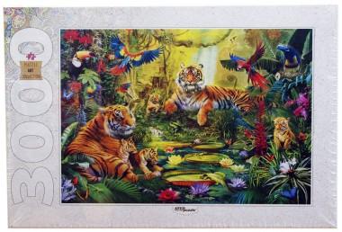 пазл В джунглях арт.85012