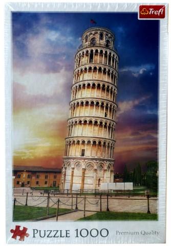 Пазл Пизанская башня Trefl