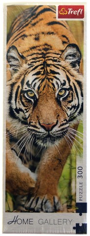 Затаившийся тигр Trefl 300 арт.75002