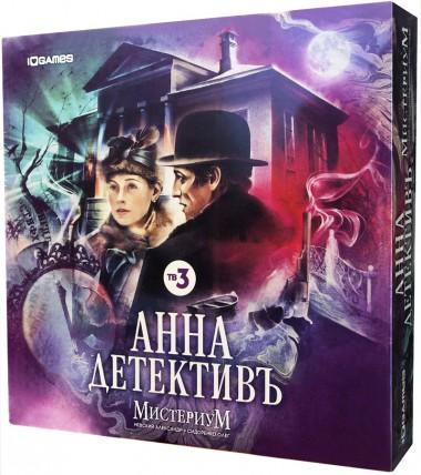 Настольная игра Анна-Детективъ