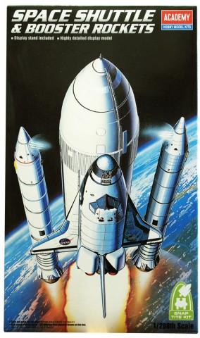Shuttle & Booster Rocket арт.12707
