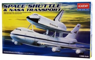 Space Shuttle & Jumbo 747 арт.12708