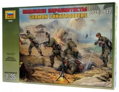 Немецкие парашютисты арт.3628