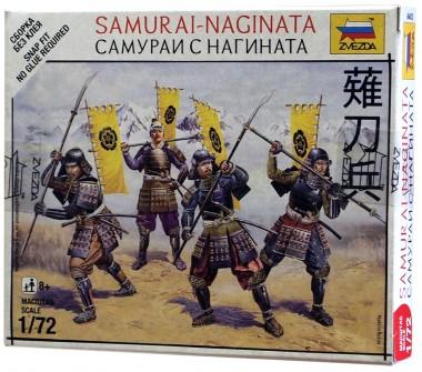 Самураи Нагината арт.6403