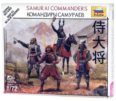 командиры самураев арт.6411
