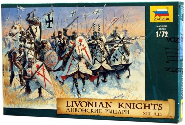 Ливонские рыцари арт.8016