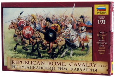 Республиканский Рим Кавалерия арт.8038