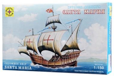 Корабль Колумба Санта-Мария арт.115002