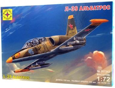 Самолет Л-39 арт.207243