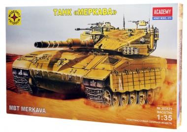 модель Танк Меркава арт.303531