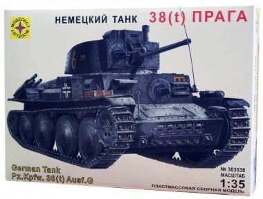 Немецкий танк 38 арт.303538