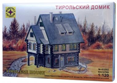 тирольский домик арт.412002