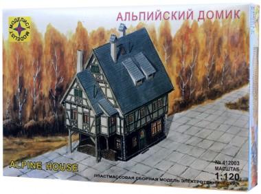альпийский домик арт.412003