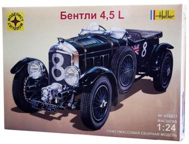 Бентли 4,5L арт.602421