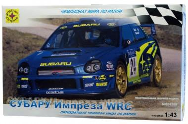 Субару Импреза WRC арт.604309