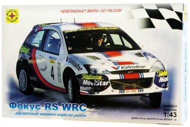 Форд Фокус WRC арт.604312