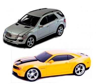 Набор Машина Chevrolet Camaro +  Mercedes-Benz ML500 машина на радиоуправлении