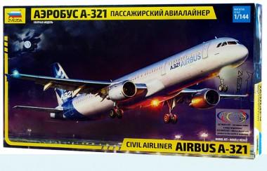 Аэробус А-321 арт.7017