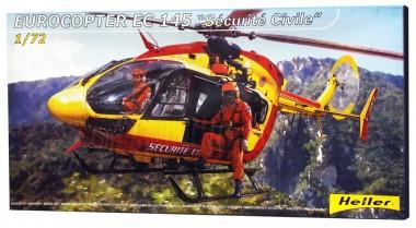 Сборная модель вертолет ЕС-145