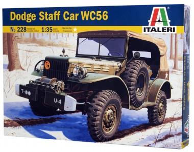 Автомобиль DODGE STAFF CAR