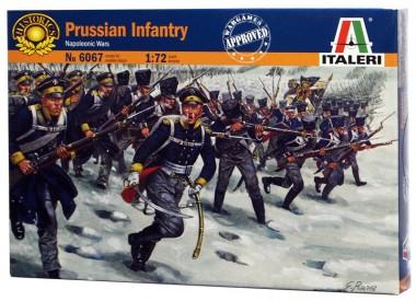 Солдаты NAPOLEONIC WARS PRUSSIAN INFANTRY