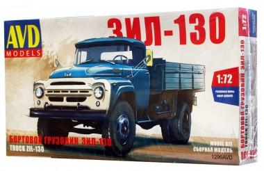 сборная модель грузовик ЗИЛ-130 1:72