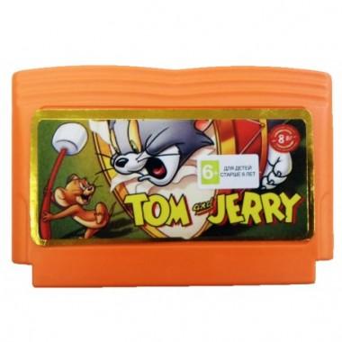 Картридж Tom & Jerry денди