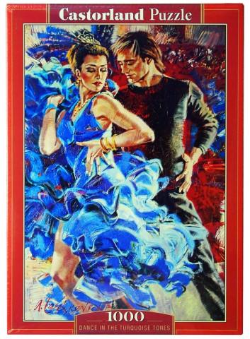 Пазл C-103287 Танец