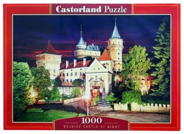 Пазл 1000 арт.C-103393 Замок ночью