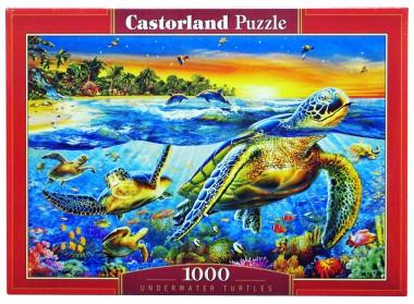 Castorland Пазл 1000 Подводные черепахи арт.C-103652