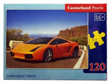 Пазл «Ламборджини». Castorland 120 элементов