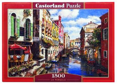 Castorland Пазл Кафе арт.C-151578