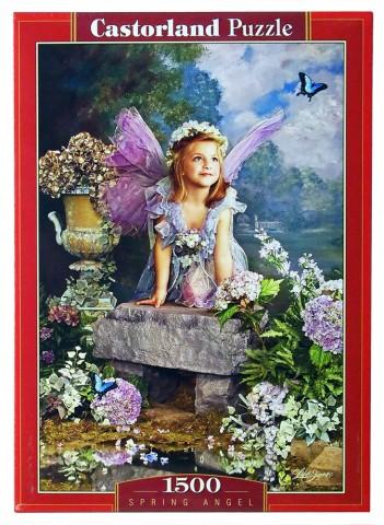 Castorland Пазл Весенний ангел арт.С-150892