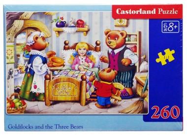 Castorland Пазл арт. B-26333 Три медведя