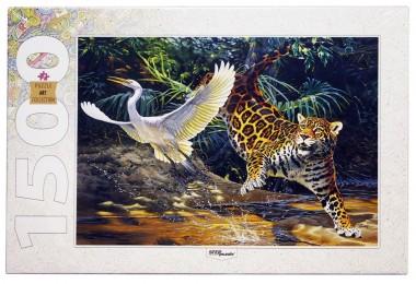 Пазл 1500 Охота у воды арт.83056