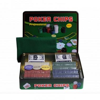 Набор для покера «Holdem Light» hl500