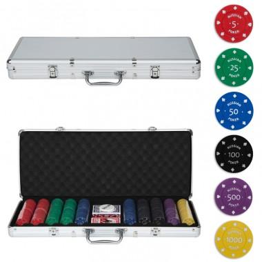 Набор для покера «Russian Poker» RusP500