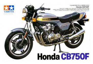 сборная модель honda-cb750f артикул 14006