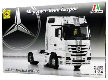 сборная модель МЕРСЕДЕС-БЕНЦ Актрос арт.602424
