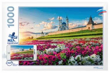 Пазл 1000 арт.79700 Казань Родной край