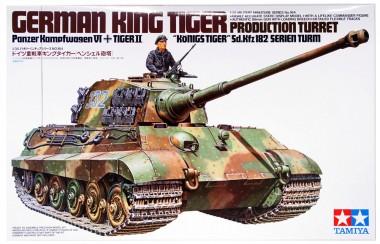 сборная модель королевский тигр арт.35164