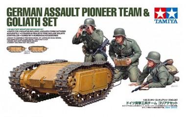 Немецкий передовая команда с Goliath арт.35357