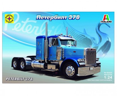 Сборная модель Петербилт 378 1:24 арт.602425