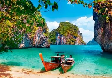 Пазл «Таиланд». Castorland 1000 элементов