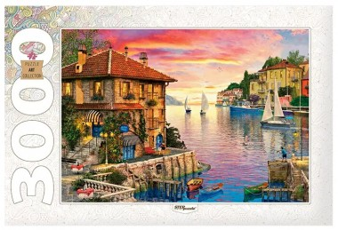 Пазл «Средиземное море» Step Puzzle 3000 элементов