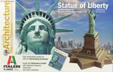 Наборы для диорам Statue of Liberty 1:250