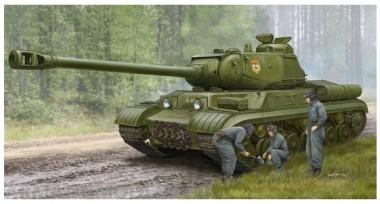 Сборная модель танк советский ИС-2М 1:35