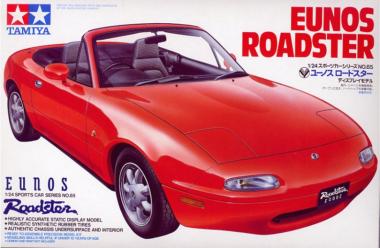 Сборная модель Eunos Roadster